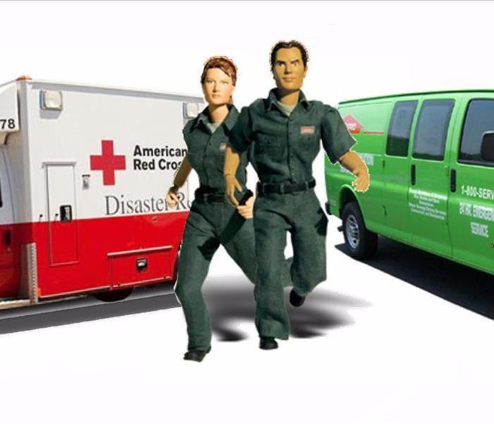 Community The American Red Cross Recognizes SERVPRO® for their Contribution to Disaster Preparedness and Recovery Efforts