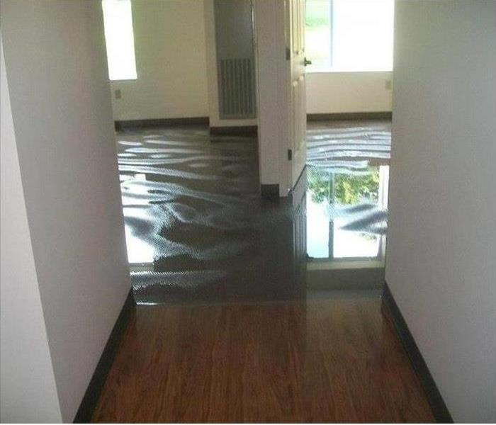 Water Damage Faster to your Cumberland County Water Damage
