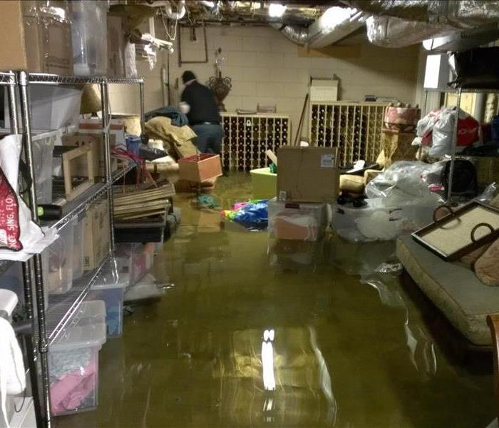 Water Damage Cumberland County Residents: We Specialize in Flooded Basement Cleanup and Restoration!