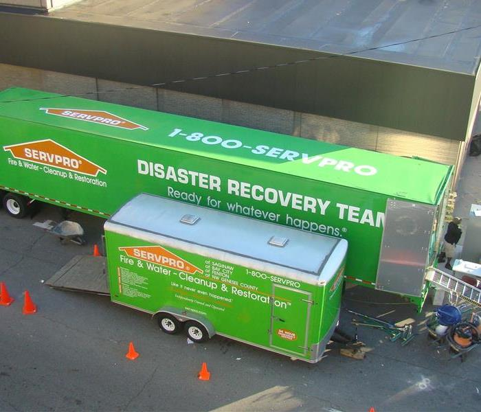 Storm Damage When Storms or Floods Hit, SERVPRO of Cumberland County is ready!
